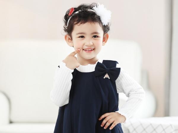 时尚童装搭配技巧让宝贝美的瞩目!