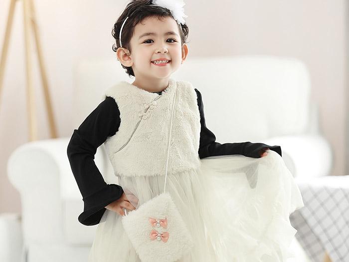 帕贝莎娜童装缔造孩子的时尚
