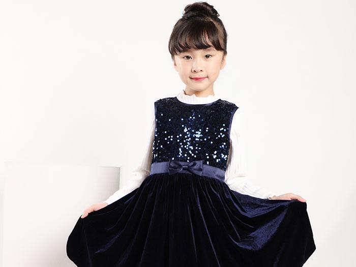 帕贝莎娜跟你分享女童裙子的穿搭