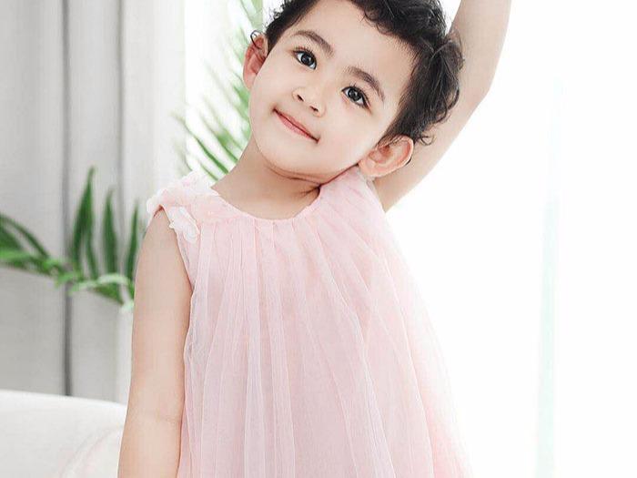 帕贝莎娜告诉你时尚女童装搭配技巧